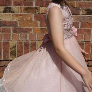 RARE EDITION - Pink Girl's Dress (Size 16)